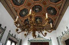 全国宫殿在辛特拉 免版税库存图片