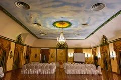 全国旅馆-哈瓦那,古巴 免版税库存图片