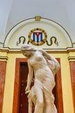 全国旅馆-哈瓦那,古巴 图库摄影