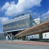 全国档案和皇家图书馆,海牙,荷兰 库存图片