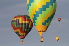 全国气球经典之作 免版税库存图片