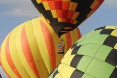 全国气球经典之作 免版税库存照片