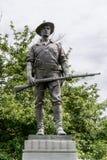 全国第一次世界大战博物馆 免版税库存照片
