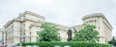 全国美术馆,王宫 免版税库存图片
