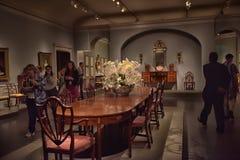 全国美术画廊华盛顿 库存图片