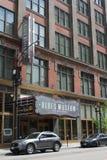 全国蓝色博物馆,圣路易斯密苏里 图库摄影