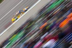 全国运动汽车竞赛协会:5月11日数字盟友400 免版税图库摄影
