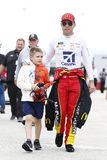 全国运动汽车竞赛协会:400 11月17日福特 库存图片