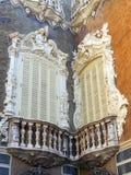 全国陶瓷博物馆,巴伦西亚 免版税库存照片