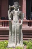 全国;博物馆金边柬埔寨 库存照片