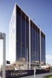 全国年轻艺术基础大厦的照片 库存图片