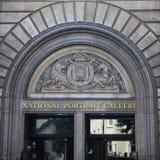 全国画象画廊在伦敦 免版税库存照片
