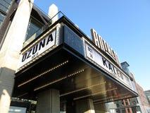 全新的专题歌剧院 免版税库存照片