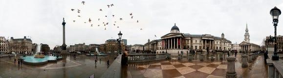 全景的伦敦 库存图片