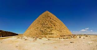 全景金字塔 库存照片