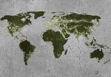 全球交往 库存图片