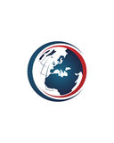 全球企业中介摘要3业务保险摘要 免版税库存照片