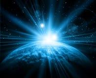 全球企业的最佳的互联网概念从 库存照片