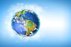 全球企业的最佳的互联网概念从 免版税库存照片