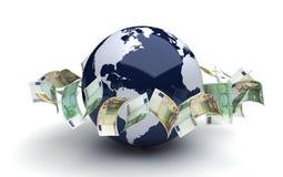 全球企业 免版税库存照片