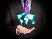 全球企业 图库摄影
