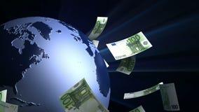 全球企业 库存例证