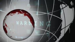 全球性网络攻击 影视素材