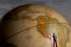 全球想法 免版税库存照片