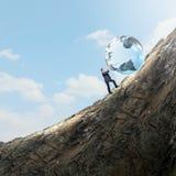 全球技术 免版税图库摄影
