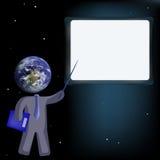 全球教学 库存照片