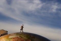 全球旅行 免版税库存照片