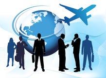 全球的商业 免版税库存照片