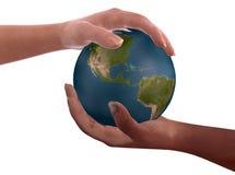 全球的团体 免版税图库摄影