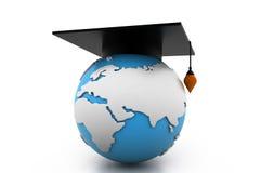 全球的教育 图库摄影