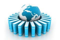 全球的教育 库存图片