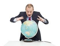 全球的时运 免版税库存图片