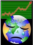 全球的疾病 库存例证