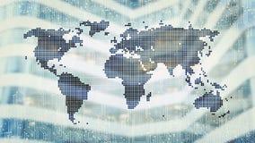 全球的通信 免版税图库摄影