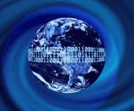 全球的通信 免版税库存图片