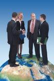 全球的comunications 免版税库存图片