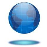 全球网络连接 免版税库存图片