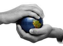 全球配合 库存照片