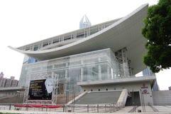 全部上海剧院 免版税库存图片