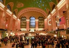 全部中央岗位,纽约 免版税图库摄影