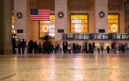 全部中央终端NYC 免版税库存照片