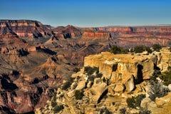 全部亚利桑那的峡谷 图库摄影