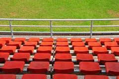 全部位子体育场立场 免版税图库摄影