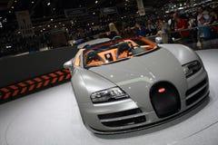 全部体育运动veyron vitesse 库存照片