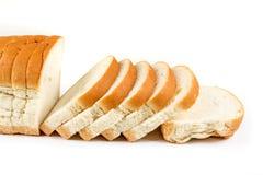 全部做面包的粮谷的大面包 库存图片