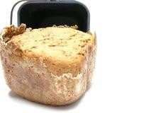 全部做面包的粮谷的设备 库存照片
